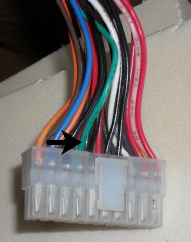 connettore Atx