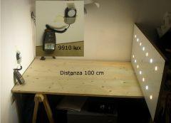led ceiling - test 100 Cm